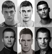 hair cuts for young boys feathered back look classic men s hairstyle the french crop fashionbeans