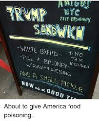 Memes Nyc - nyc e bread no tax n baloney rissian dressing in cluded now us a