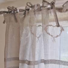 aligning corners linen curtain panels