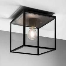 astro 7389 box outdoor porch light in black finish from lights 4