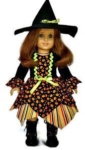 Girls Halloween Costumes 141 Best American Doll Halloween Witches Images On Pinterest