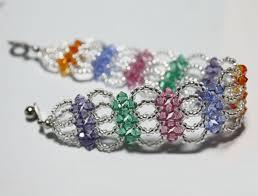 simple beaded bracelet images Making beaded bracelets by weaving nbeads jpg