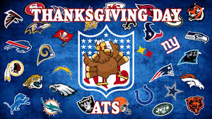 nfl thanksgiving day picks ats the spread 2014