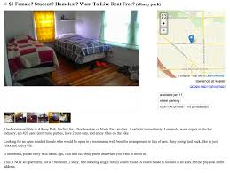 tiny and terrifying apartment classifieds craigslist