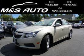 used chevrolet cruze for sale in sacramento ca edmunds