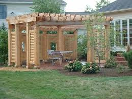 Pergola Gazebo Difference by The Difference Between Pavilions Cedar Pergolas And Gazebos