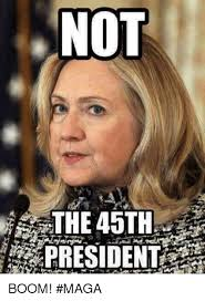 Boom Meme - not the 45th president boom maga boom meme on esmemes com