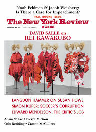 table of contents september 28 2017 the new york review of books