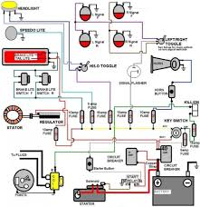 ignition switch wiring diagram for motorcycle wiring diagram