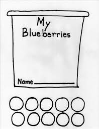 blueberries for sal counting and correspondence