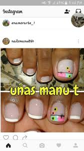 109 best uñas pies images on pinterest toe nail art toe nail