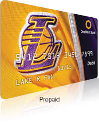 bank prepaid cards onewest bank lakers prepaid cards code the official site of the