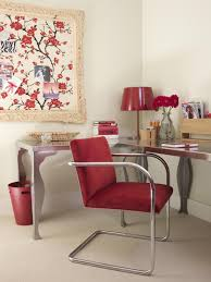 red modern living space photos hgtv idolza