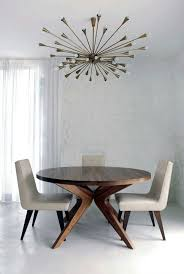 Chandelier For Dining Room Best 25 Sputnik Chandelier Ideas On Pinterest Mid Century