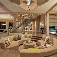stunning home interiors beautiful modern mansion interior beige brown and green