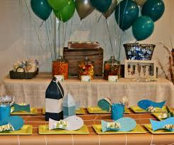 Beach Theme Centerpiece Ideas by Coastal Theme Party Table Ideas Decorating Of Party
