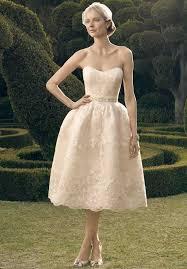teacup wedding dresses tea length wedding dresses
