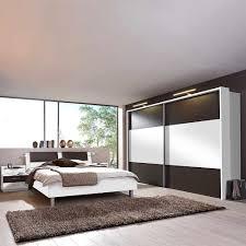 Unbehandelte Ziegelwand Schlafzimmer Weiß Braun Modern Teetoz Com