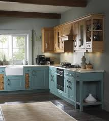 Kitchen Decorating Blue Kitchen Paint Ideas Blue Grey Kitchen