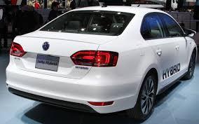 Jetta Hybrid 0 60 2013 Volkswagen Jetta Hybrid First Look 2012 Detroit Auto Show