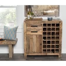 Barn Board Wine Rack Rustic Buffets Sideboards U0026 China Cabinets Shop The Best Deals