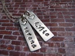 Kids Name Necklaces Mother U0027s Day Gift Mommy Necklace Mommy Jewelry Children U0027s Name
