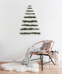 how to decorate for christmas without a tree real simple