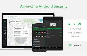 lookout android ee android devices getting lookout mobile security pre loaded
