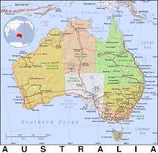 Austrailia Map Au Australia Public Domain Maps By Pat The Free Open Source