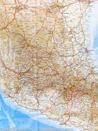 Map Of Sonora Mexico by Map Of Mexico Reise Know How U2013 Mapscompany