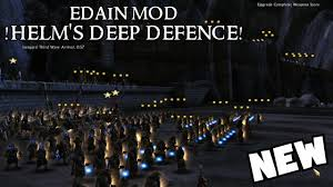 Describe It by New Helm U0027s Deep Defence Bfme2 Edain Mod