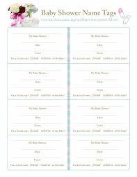 printable baby shower nametags free printable coloring pages