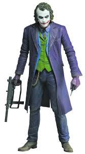 batman dark knight joker 1 4 scale action figure heath ledger dc