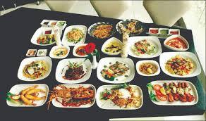 multi cuisine ajman the terrace multi cuisine restaurant completes two