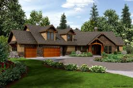 single story ranch house plans ranch style home design 3 bedroom craftsman ranch home plan