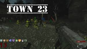 Cod World At War Zombies Maps by Zombiemodding Town23