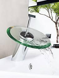 Lightinthebox Faucet Reviews Contemporary Glass Waterfall Faucets Lightinthebox Com