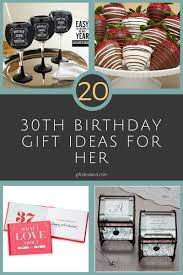 great gifts for women 20 good 30th birthday gift ideas for women