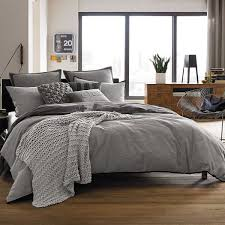 Blue Striped Comforter Set Best 25 Grey Comforter Sets Ideas On Pinterest Natural Bed Sets