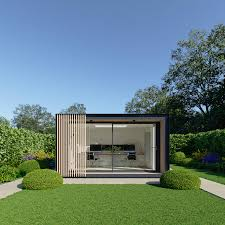 Backyard Offices 21 Modern Outdoor Home Office Sheds You Wouldn U0027t Want To Leave