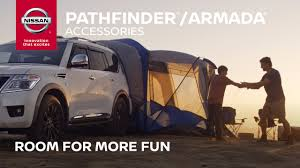 nissan pathfinder vs rogue 2017 nissan pathfinder armada accessories room for more fun