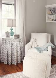 bedroom creative cushion motive on white baby nursery glider plus