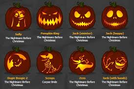 nightmare before christmas pumpkin stencils 29 images of nightmare before christmas buggy pumpkin template
