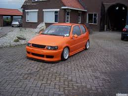 volkswagen polo 2000 view of volkswagen polo 1 6 photos video features and tuning