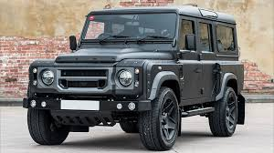 range rover defender 2018 this is the kahn design land rover defender the end edition my friend