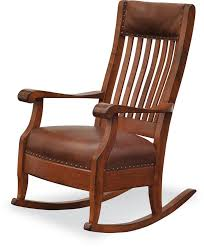 Wood Rocking Chair Maybury Rocking Chair