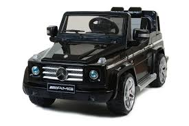 mercedes g55 amg suv licensed 12v electric kids ride on jeep