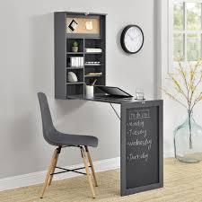 Schreibtisch Halbrund En Casa Wandtisch Grau Schreibtisch Tisch Regal Wand Klapptisch