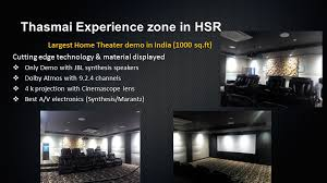 Home Theater Design Books Biggest Home Theater Experience Zone In India Best Home