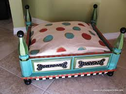 end table dog bed diy amazing upcyle diy end table dog bed diy joy dog beds and costumes